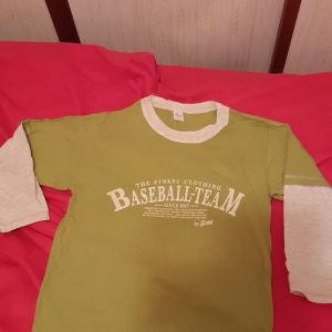 μπλουζακι Νο10 βαμβακερό
