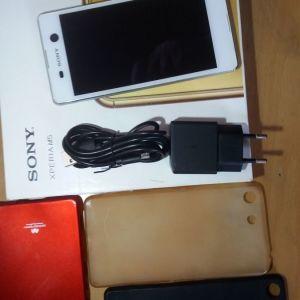 Sony m5  White Τελειο