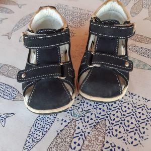 Παιδικά παπούτσια Crocodilino Νούμερο 21, σε εξαιρετική κατάσταση.