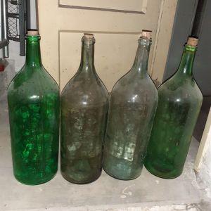 Μπουκάλες κρασιού