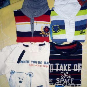 Νο2 ρούχα για αγόρι