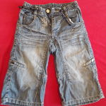Παντελόνι τζιν κάπρι (6 ετών - 116cm)