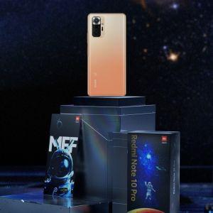 Redmi Note 10 pro 8-128GB συλλεκτικο Mff edition