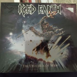 ICED EARTH - The Crucible of Man Heavy metal