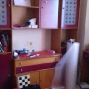 εφηβικο ξυλινο δωματιο