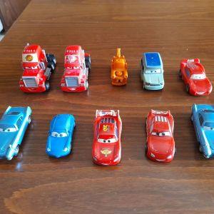 Αυτοκινητάκια Cars