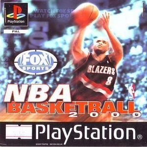 NBA BASKETBALL 2000 - PS1