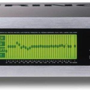 Behringer DSP8024 UltraCurve Pro Digital Processor Digital stereo equalizer/analyzer with two 24-bit & Αναλυτής φάσματος