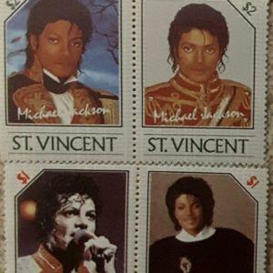 Michael Jackson Stamps