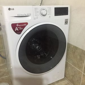 Πλυντήριο LG ελαφρώς μεταχειρισμένο σε αριστη κατάσταση