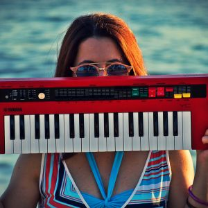 Mαθήματα Πιάνου/Κeyboards/Θεωρητικών (+μέσω Skype, Zoom)
