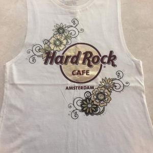 Hard rock cafe Amsterdam  t-shirt.