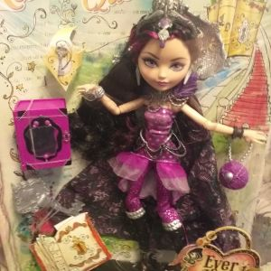 ever after high κουκλα