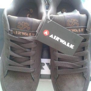 AirWalk Brock 3 νούμερο 42 ολοκαίνουργια (καφέ)