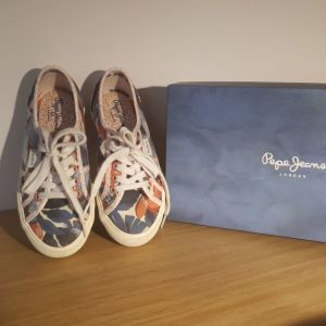 Παπούτσι για κορίτσι pepe jeans