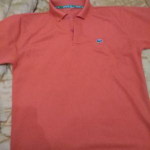 Lacoste μπλούζα κοντομάνικη