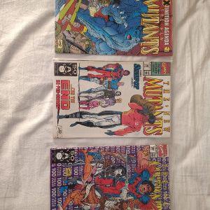 """marvel comics """"the new mutants""""key"""