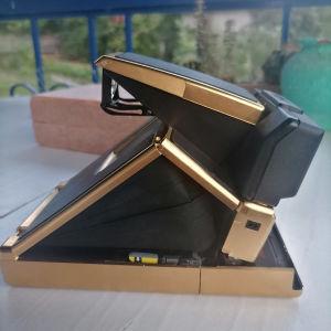 Συλλεκτική Polaroid επίχρυση 24 καρατια