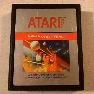 Κασέτα παιχνιδιού Volleyball atari 2600