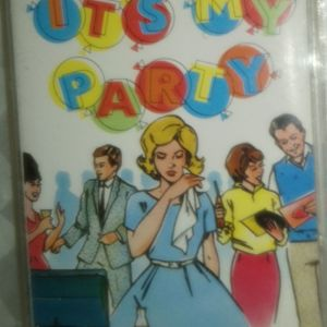 HIT GIRLS OF THE SIXTIES-ITS MY PARTY-ΚΑΣΣΕΤΑ