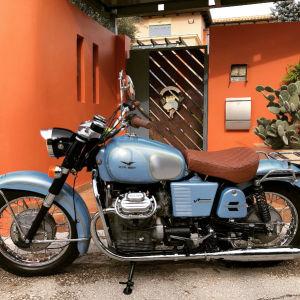 Moto Guzzi V7 special 1970