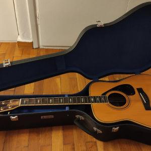 Ακουστική κιθάρα Yamaha FG375S (του '80) με κοκκάλινη θήκη