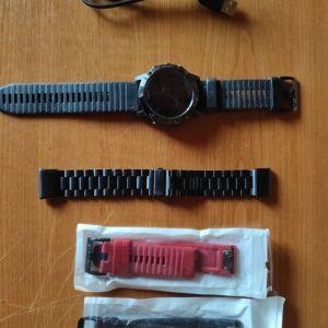 Smart watch Garmin 5X SAPPHIRE