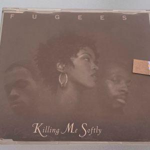 Fugees - Killing me softly 4-trk cd single