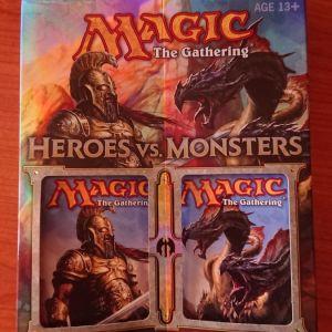 Duel Decks: Heroes vs. Monsters. magic the gathering