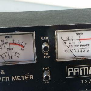 Βατόμετρο RF-Γέφυρα στασίμων