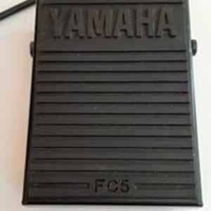 Vintage Yamaha FC 5 Sustain Pedal