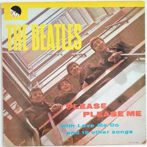 BEATLES - PLEASE PLEASE ME