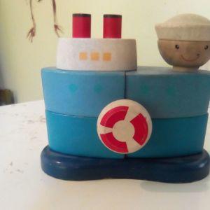 Παζλ 3D Πλοίο