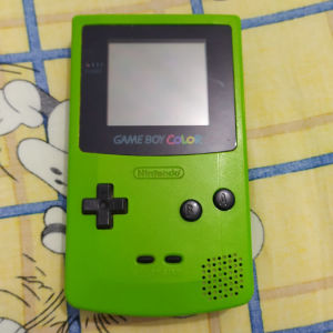 Gameboy Color Πράσινο