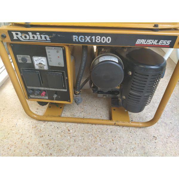 gennitria robin rgx 1800