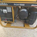 Γεννήτρια robin rgx 1800
