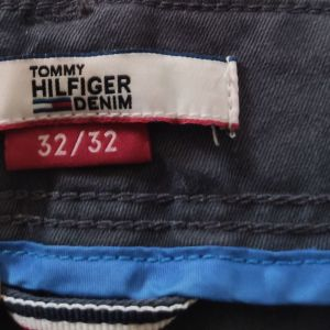 TOMMY HILFIGER CHINO SLIM 32Χ32 παντελόνι ανδρικό (μέση 46 εκατοστά)