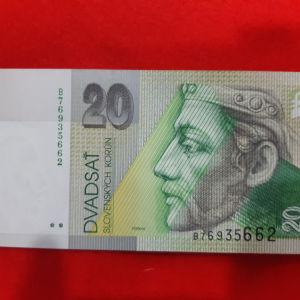 69 # Χαρτονομισμα Σλοβακιας