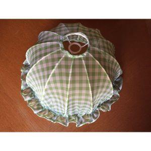 καπέλο για αμπαζούρ (φωτιστικό δαπέδου - επιτραπέζιο)