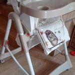 Πωλείται καρεκλακι φαγητου για μωρό,σε άριστη κατασταση