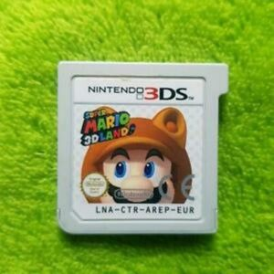 SUPER MARIO 3DLAND NINTENDO 3DS