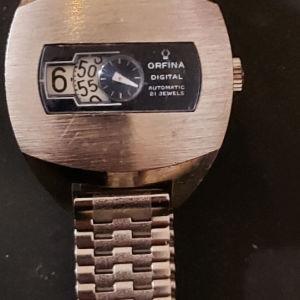 ρολόι γινεκιο αυτόματο