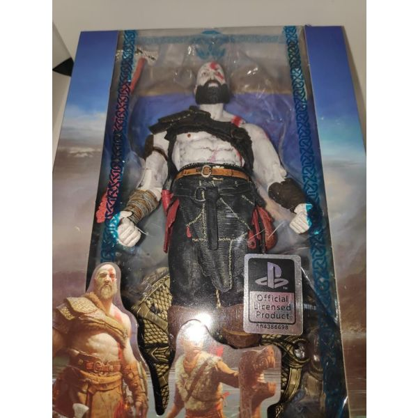 sillektiki figoura God Of War Evolution of Kratos