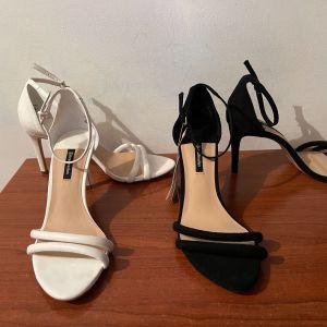 Όλα μαζί 10 ευρώ. 2 Ζευγάρια Παπούτσια Νο 39. Καινούργια