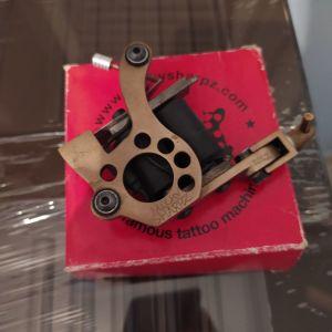 Coil tattoo machine micky sharpz Liner