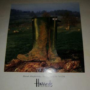 Harrods του Λονδίνου 1980