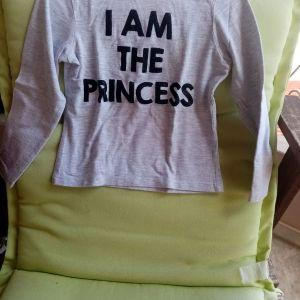 Μπλούζα για κοριτσάκι 5 χρ