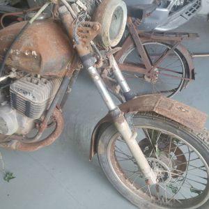 1979 HD-Cagiva Harley-Davidson 350 SST project barn find για ανακατασκευή