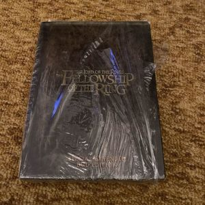 Lord of the rings the fellowship of the ring special edition 4 dvd