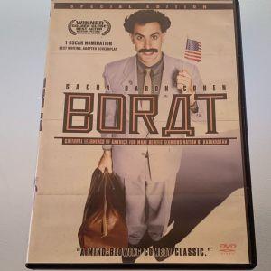 Borat αυθεντικό dvd